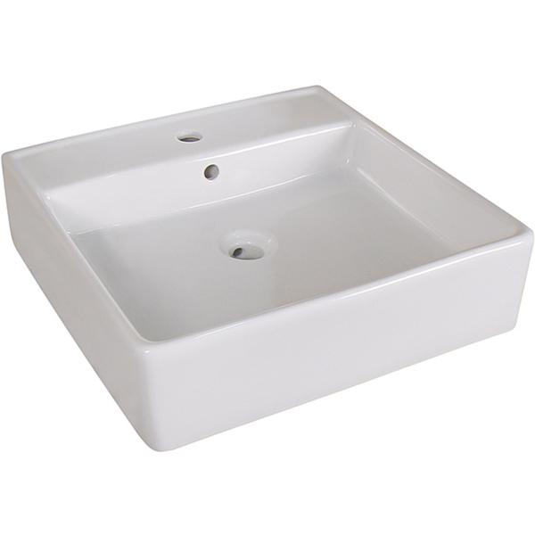 Modern Vessel Sinks : Modern Vessel Sink (VE2020W) Price Stone