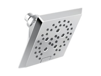H2O-Kinetic-5Setting-Angular-Modern-Raincan-Showerhead-52664