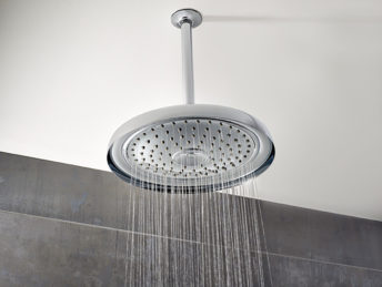 Round-Raincan-Showerhead
