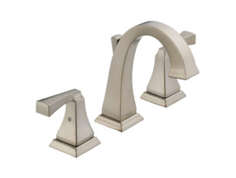 Dryden Two Handle Bathroom Faucet - 3551LFSP