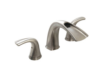 Nyla Two Handle Vessel Faucet - 35708LFSS