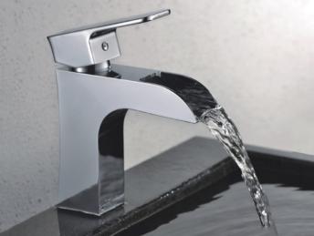 Vessel Chrome Faucet - F01103