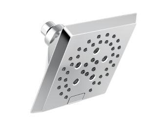 H2O-Kinetic-5Setting-Angular-Modern-Raincan-Showerhead-52664