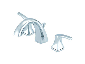 Vaughn Two Handle Bathroom Faucet - D304118